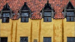 Culross Palace. Pic by Steve Adam
