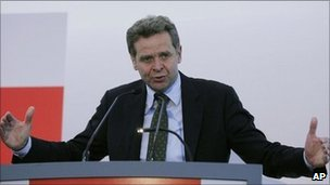 Poul Thomsen, IMF chief of mission to Greece
