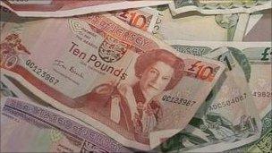 Jersey money