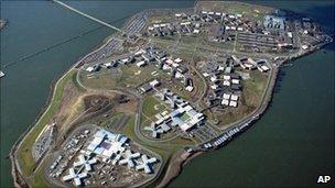 Rikers Island prison, file pic