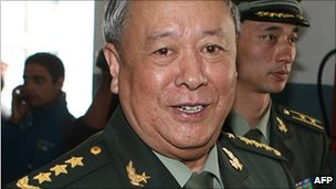 China&#039;s People&#039;s Liberation Army General Chen Bingde 