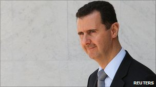 Bashar al-Assad (19 April 2011)