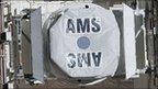 AMS in shuttle payload bay (Nasa)