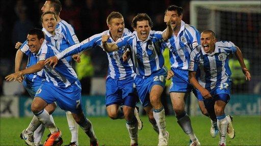 Huddersfield 3-3 Bournemouth