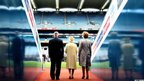 The Queen visits Croke Park in Dublin