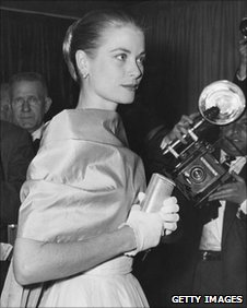 Grace Kelly, circa 1955