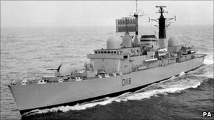 HMS Coventry