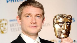 Sherlock actor Martin Freeman