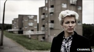 Vicky McClure as Lol in This Is England '88, yet to be broadcast