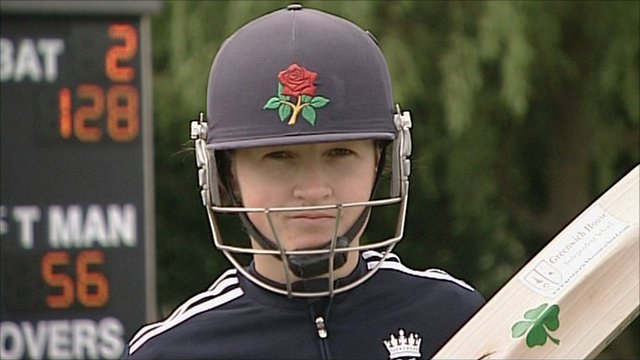 Lincolnshire cricketer Arran Brindle