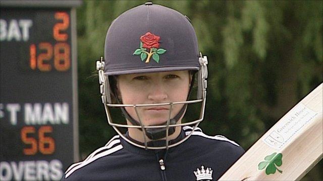 Lincolnshire cricketer Arran Brindle