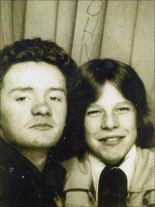 John Duffy and David Mulcahy