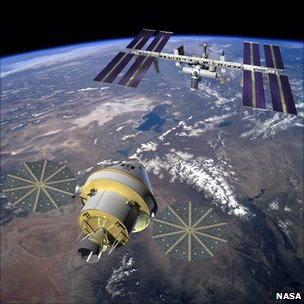 Orion vehicle