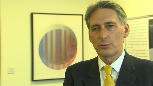 Transport Secretary, Philip Hammond