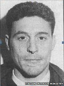 Giuseppe Dell'Aquila (archive photo from Italian interior ministry website)