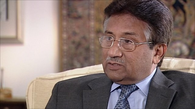 General Musharraf