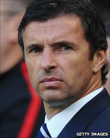 Wales boss Gary Speed