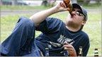 Употребление алкоголя во время беременности, когда ты о ней.