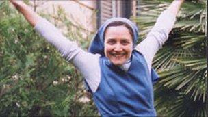 File picture of Anna Nobili (Photo: Giuseppe De Carli)