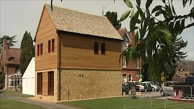 Bicester eco-home