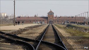 Auschwirz-Birkenau concentration camp