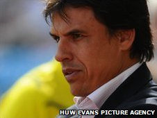 Chris Coleman has previously managed Fulham, Real Sociedad and Coventry