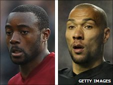 Nigel Reo-Coker (left) and John Carew