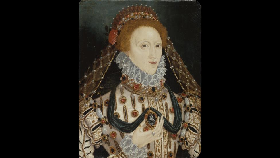 Elizabeth 1 Crown Queen Elizabeth 1 Crown