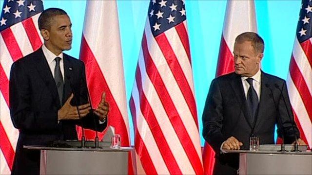 President Obama, Prime Minister Tusk