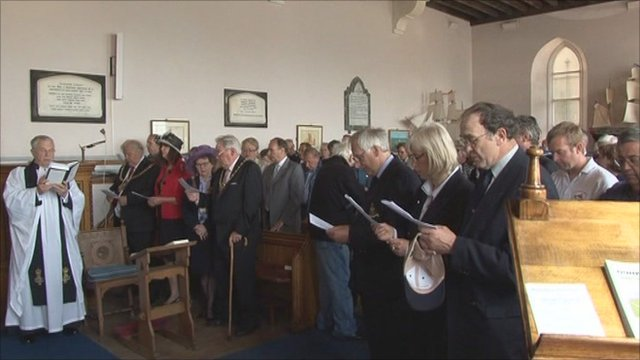 Dunkirk evacuation remembrance service