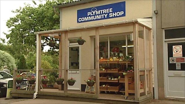 Community shop