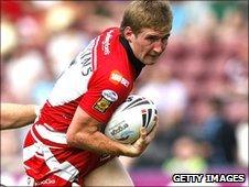 Wigan's Sam Tomkins