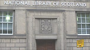£500,000 embezzled from National Library of Scotland