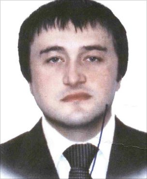 Rustam Makhmudov (image from Interpol)
