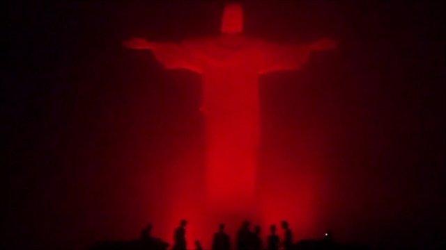 Rio de Janeiro's Christ the Redeemer statue