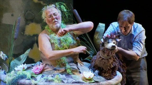 A scene from Mr Stink