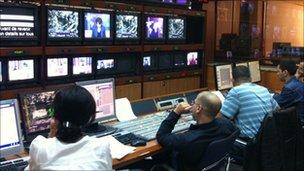 Algerian state TV