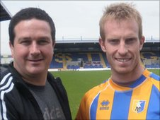 Paul Cox and Paul Bolland