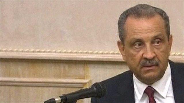 Former Libyan oil minister Shukri Ghanem