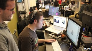 Video Game Developers working on games in Philadelphia