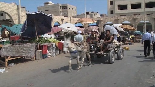 Egypt's Sinai peninsula