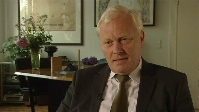 Professor Reinhard Burger