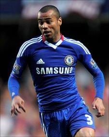 Chelsea's Ashley Cole