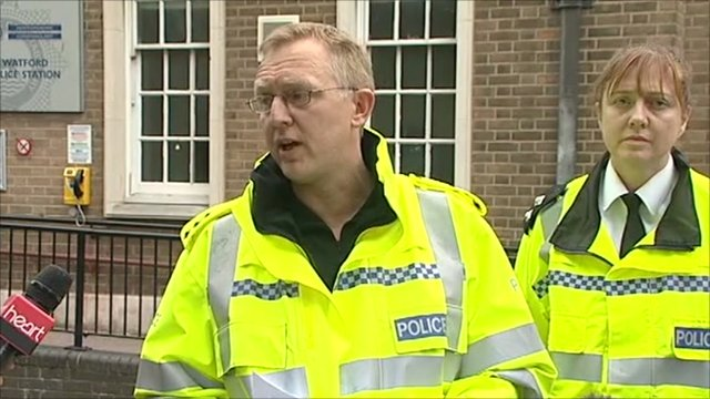 Chief Inspector Mike Pryce