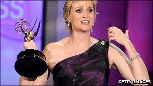 Glee's Jane Lynch