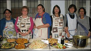 International Cookery Exchange group