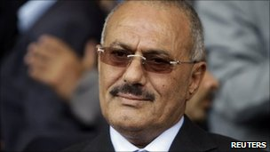 Ali Abdullah Saleh (20 May 2011)