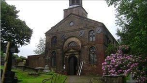 St John the Divine church