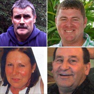 The victims of the Chevron refinery blast