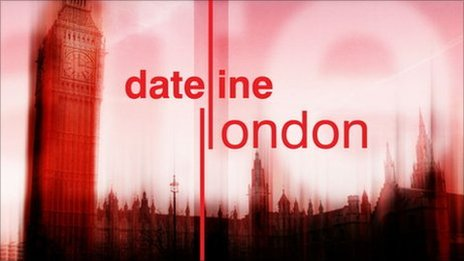Dateline London graphic